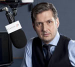 Jamie Crick on Classic FM